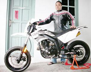 86-super-moyo-juve Jual Moge 400cc Murah