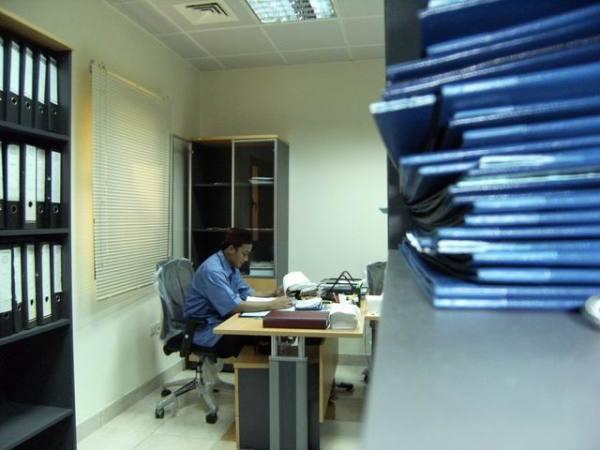 Pekerjaan saya di Qatar