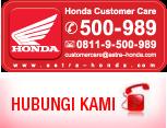 customercare honda