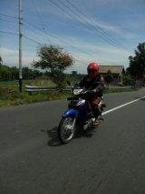 Rider Bebek itu lebih fanatik speed daripada ridermotorsport