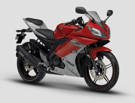 Yamaha-R15-Version-2.0-Red
