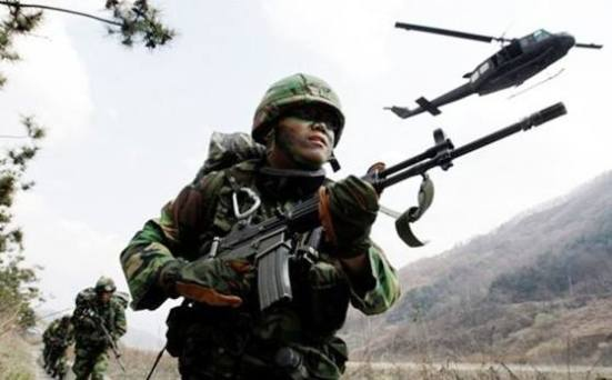 infanteri TNI AD