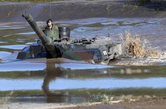 tank leopard 2a
