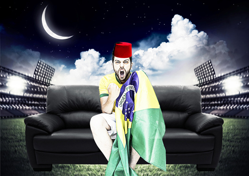 ramadhan vs Piala Dunia