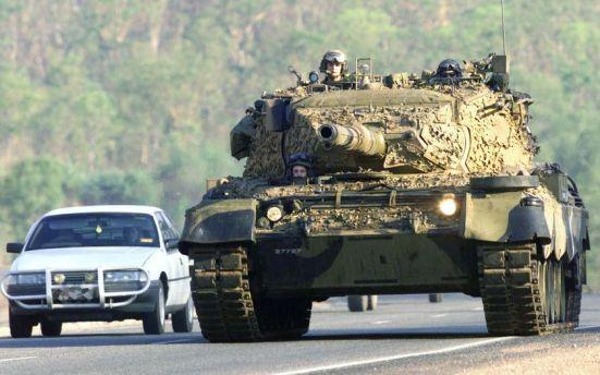 Leopard 2a1
