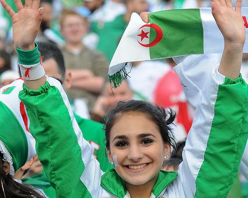 algeri aljazair fans
