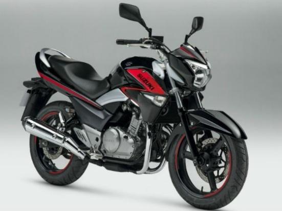 Suzuki-Inazuma-250z-Special-Edition-Red-1