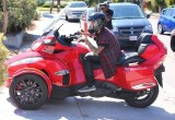 Ingin Tampil Bad Boys, Justin Bieber beli Can Am Spyder RTS