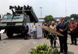 Peluncur Roket Astros Tiba, siap tampil di HUT TNIke-69