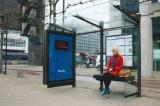 Halte Bus Akan Dilengkapi Timbangan BadanDigital