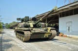 Inside T-84 Oplot, Main Battle Tank milikThailand