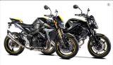 2015 Suzuki Gladius dan GSR750 ada versiBOSS