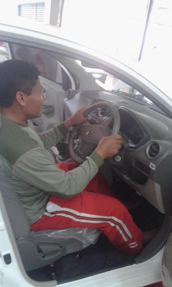 Datsun Go Panca, Ini kekurangan yang paling utama   roda ...