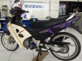 Suzuki FX125, Si Jabang Bayi SatriaFU