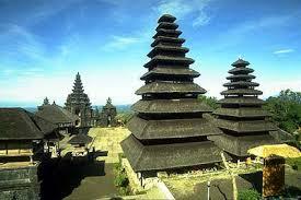 a temple bali