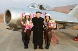Parade Jet Tempur Usang AU Korea Utara, Negara Tertinggal Yang MenakutkanDunia