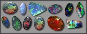 macam-macam opal Australia