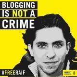 Profil dan Tulisan Raif Badawi, Blogger Saudi Arabia yang dihukum Cambuk 1000kali, 10 tahun Penjara dan Denda 3Milyar