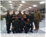 Juara Bertahan sejak 2008, TNI Kembali Memimpin Perolehan Medali di Arena AASAM Australia2015