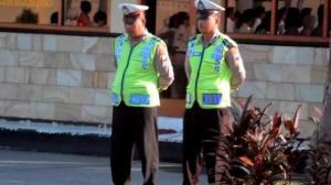 polisi bojonegoro dijemur