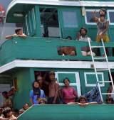 Tolonglah, Tampung Pengungsi Myanmar di Pulau Galang bekas kamp PengungsiVietnam.