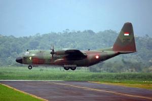 Hercules-C-130-TNI-AU