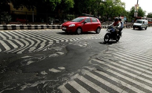 Indian-Heat-Wave-road