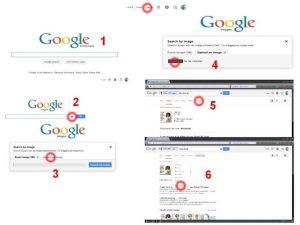 tips analisa foto pakai google