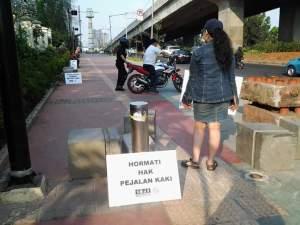 trotoar safety