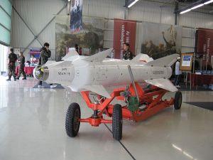 Model Display Rudal KH-29. Foto: Wikipedia